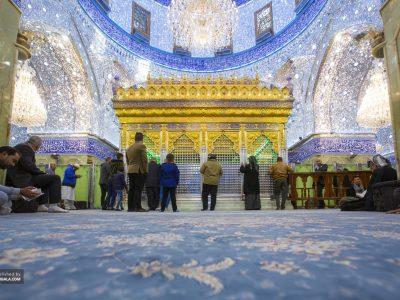 ضریح حضرت عباس (ع)